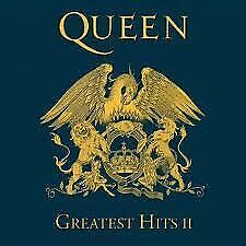 """CD QUEEN """"GREATEST HITS II -2011 REMASTER-"""".New and sealed"""