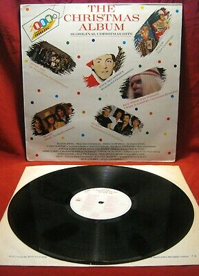 "Various - Now That's What I Call Music The Christmas Album. 12"" Vinyl UK 1985"