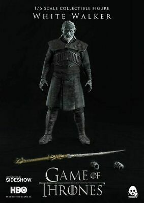 Threezero Three Zero Game Of Thrones White Walker 1/6 Disponibile