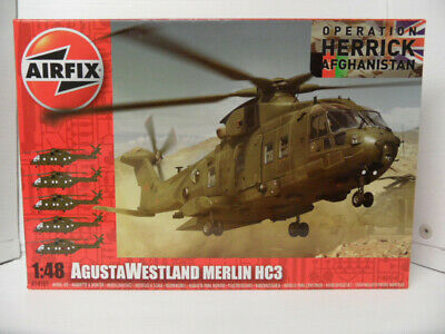 Eduard Accessories FE647 Merlin HC.3 interior for Airfix in 1:48