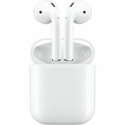 Apple Airpods 2nd Generation with Charging Case - Latest Model MV7N2AM/A