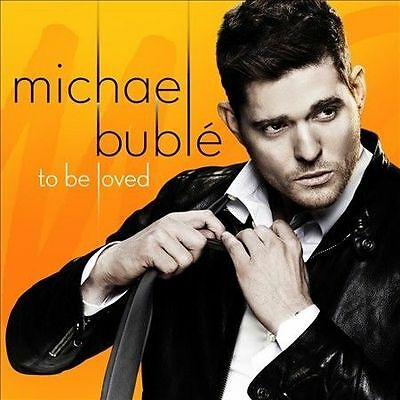 Michael Buble - To Be Loved - Michael Buble CD 2MVG The Fast Free Shipping