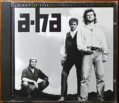 East of the Sun, West of the Moon by A-Ha [German Import - WB - 1990] - MINT