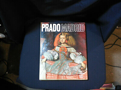 Prado Madrid Newsweek Great Museums of the World Art Book Illustrated HC BOOK