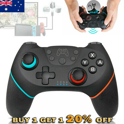 Bluetooth Wireless Gamepad Joystick Pro Controller For Nintendo Switch hot