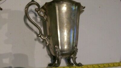 Vintage Silver Plate Water Pitcher