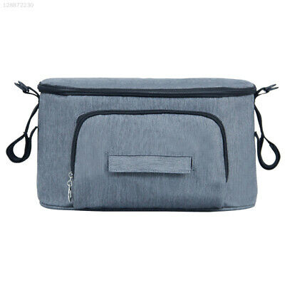 995A Grey Travel Mother Nappy Bag Hanging Organizer