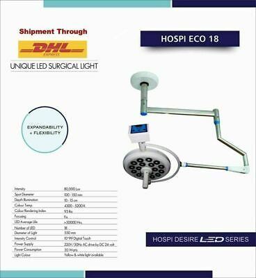 Hospital Surgical LE OT Light Operating Lamp Operation Theater Light LED CT ECO