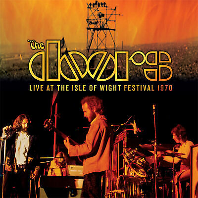 """Lp The Doors """"Live At Isle Of Wight Festival 1970 -2 Vinyl Bf 2019 Rsd-"""". New"""