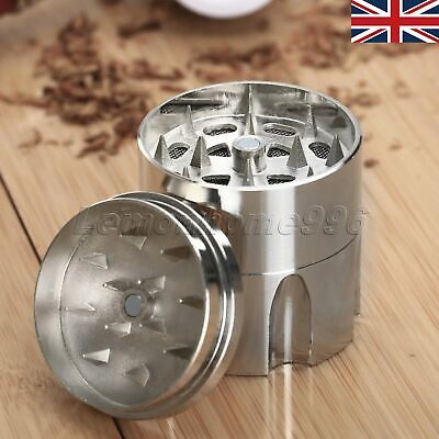 """Wholesale 3 Layers 1.61"""" Tobacco Crusher Hand Muller Herb Spice Grinder Storage"""