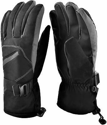 20C MENS THERMAL SKI SNOWBOARD GLOVES INSULATED WATERPROOF WINTER SPORTS SNOW