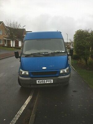 05/55 Ford Transit T280 85BHP MWB Full 12 Months MOT Drives faultless