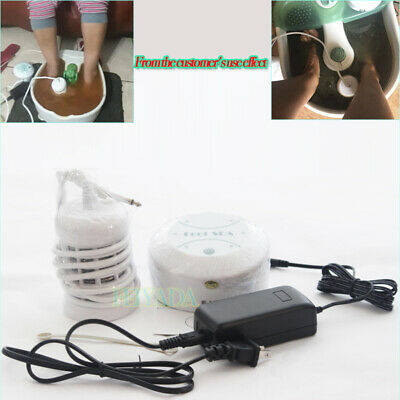 Mini Detox Machine Ion Cleanse Ionic Foot Bath Aqua Cell Spa Machine