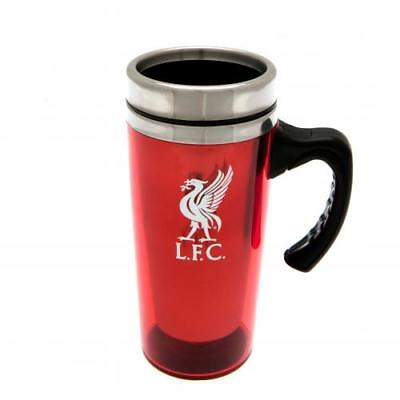 Liverpool FC Stainless Steel Travel Mug Brand New