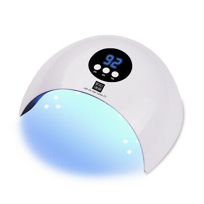 Lampe UV Ongles LED 36W Capteur Infrarouge Séchage Tous Type Gel Affichage LCD