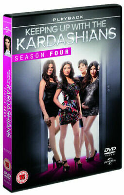 [DISCS ONLY] Keeping Up With the Kardashians: Season 4 DVD (2012)