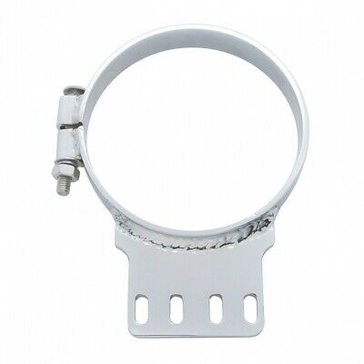 "Chrome 6"" Kenworth Exhaust Clamp"