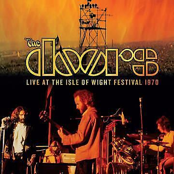 ***The Doors Live At The Isle Of Wight Festival 19***** New LP Black Friday 2019