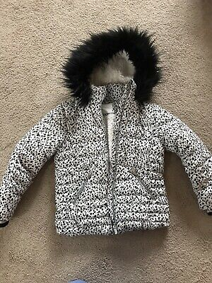 Girls Winter Jacket By Next Age 7-8