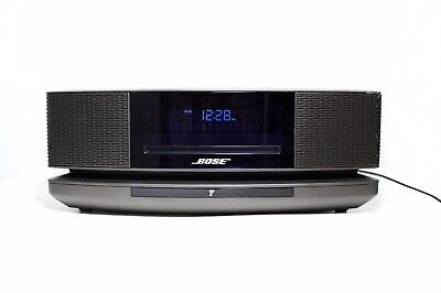 Bose Wave SoundTouch Music System Series IV 417788-WMS with Remote + Pedestal