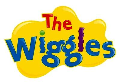 The Wiggles  iron on heat transfer, any colour fabric