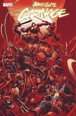 Absolute Carnage (2019 Marvel) #5 Nm
