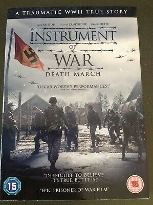 New And Sealed Instrument of War [DVD]