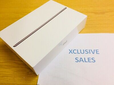 "Apple iPad 7th Generation 10.2"" Space Gray 32GB WiFi 2019 ⭐️BRAND NEW SEALED⭐️"
