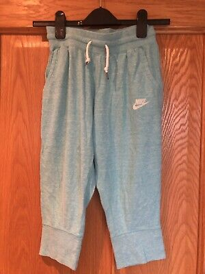 nike tracksuit bottoms Girls Size Large Good Condition