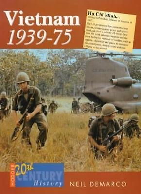Vietnam, 1939-75 by Neil DeMarco (Paperback, 1998)