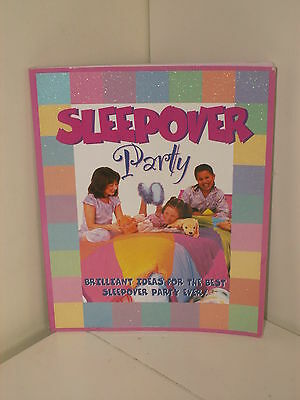 Sleepover Party by Parragon Plus (Paperback, 2005)