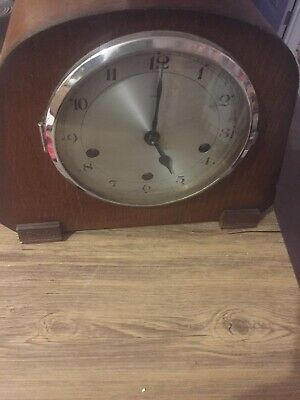 Enfield Westminster Mantle Clock. Spares Or Repair