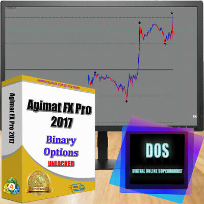 Ultra-precise forex indicator Agimat FX 2017 Pro + binary options for MT4