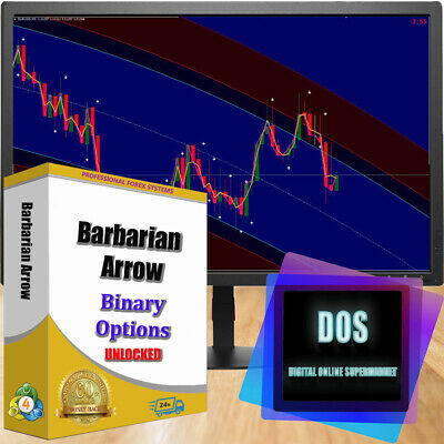 Ultra-precise forex indicator Barbarian Arrow + binary options for MT4