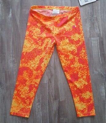 New Girl Toddler Champion Athletic Performance Stretch legging Pants Size 4 NWT