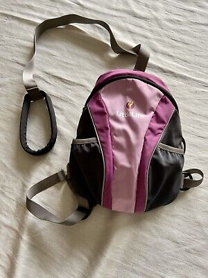 Little Life Backpack Pink Toddler Safety Harness