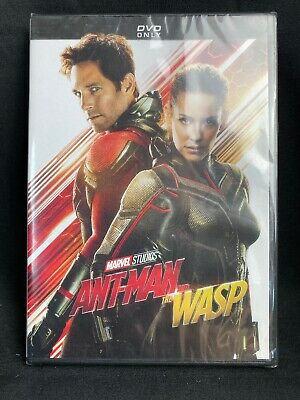 Marvel Studios Ant-Man and the Wasp DVD Movie Brand New