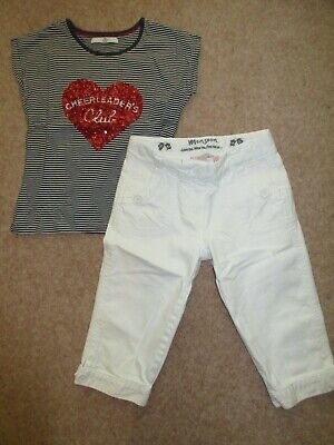Monsoon / M&S Cheer leader Outfit Age 6-7 years Only Worn a Couple of Times