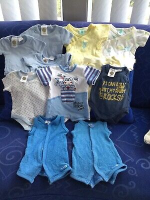Baby boy clothes size 0000 & 00000