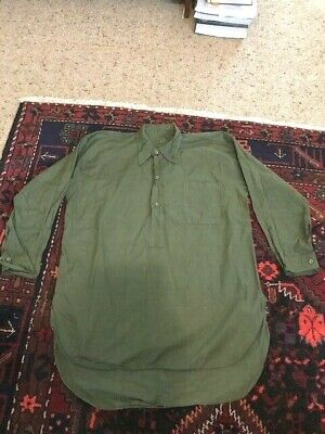 WW2 AIF Australian Army Jungle Shirt - 1943