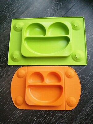 Mini EasyMat Portable And EasyMat Highchair/table Suction Plate