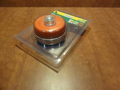 Wolfcraft cup brush 100mm M14 max.8500 RPM