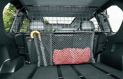 GENUINE DACIA DUSTER 2018 ONWARDS DOG GUARD PARTITION