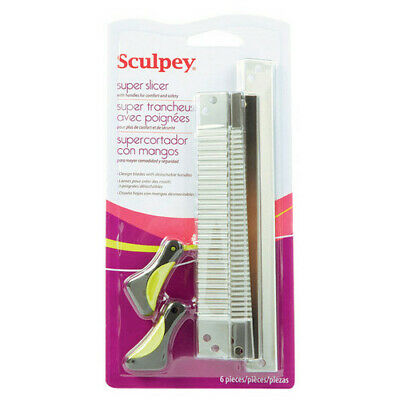Polyform Products Company Asbset Sculpey Super Slicer
