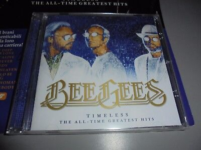 CD Bee Gees Timeless the all Time Greatest Hits