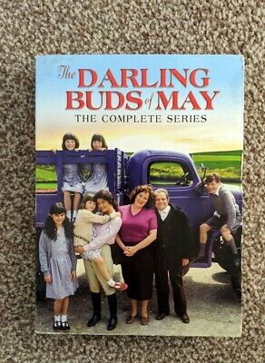 The Darling Buds Of May - The Complete Series (DVD, 6-Disc Set, Box Set)