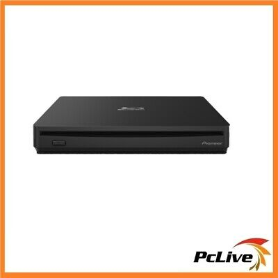 Pioneer External Blu-ray Burner 4K Ultra HD CD DVD Writer USB 3 Portable PC MAC