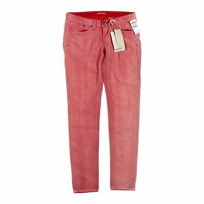 Unionbay Girls  Pants size JR 3,  pink,  cotton, spandex, corduroy
