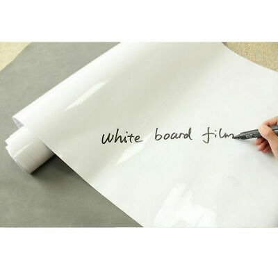 Whiteboard Sticker Peel and Stick self adhesive Writing Film for Home Office