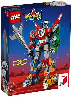 Lego Ideas 21311 VOLTRON DEFENDER OF UNIVERSE - BRAND NEW in SEALED BOX